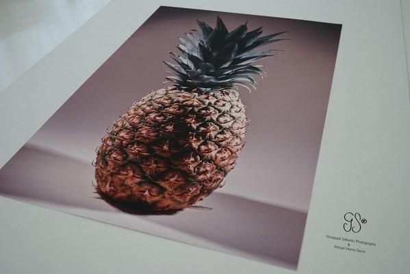 ananas till frukost