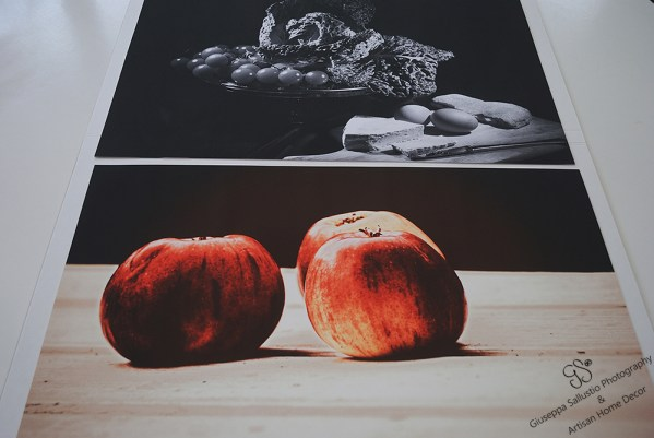 More pics - Apples on the Tables