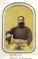 Il dottor Giuseppe Basile medico di Garibaldi.