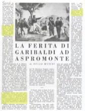 L'Illustrazione del Medico - La ferita di Garibaldi