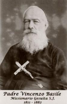 Padre Vincenzo Basile.
