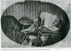 Il Generale Garibaldi convalescente