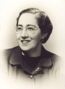 Maria Cristina Corrier moglie di Luigi Basile Podestà.