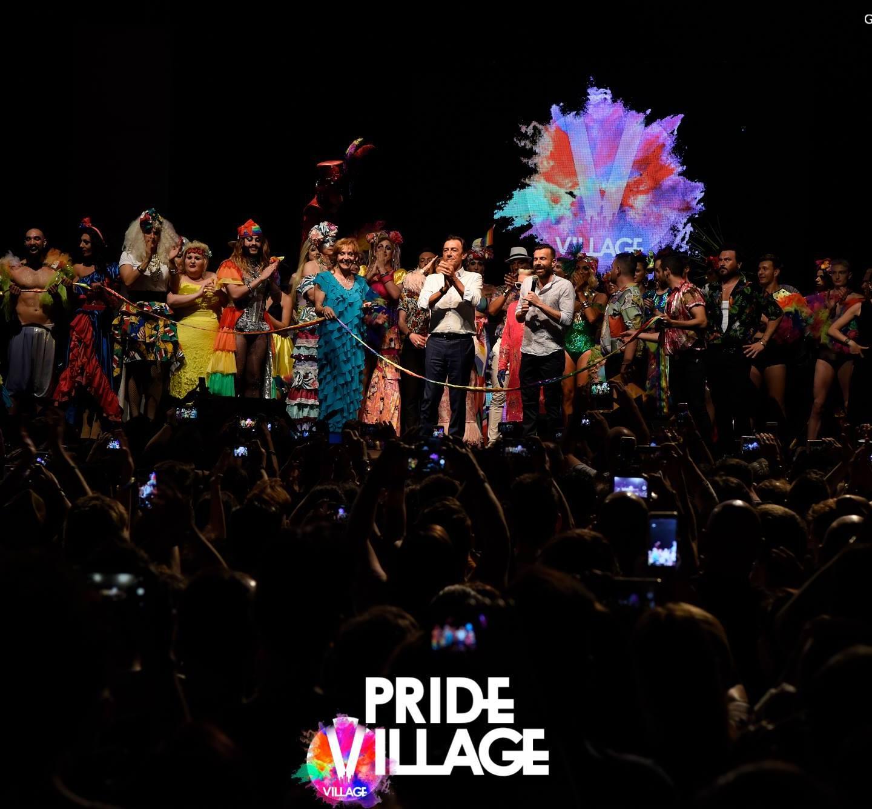 Pride Village: superate le centosessantamila presenze