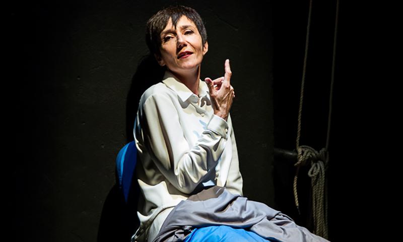 Elsa Bossi dà voce alla prosa di Ada Negri