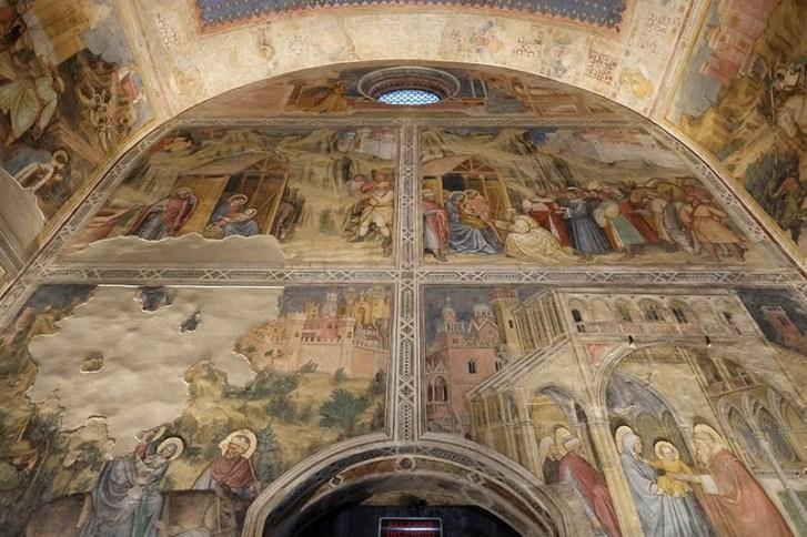 Oratorio-di-San-Giorgio-Padova-Affreschi-Altichiero-da-Zevio-2