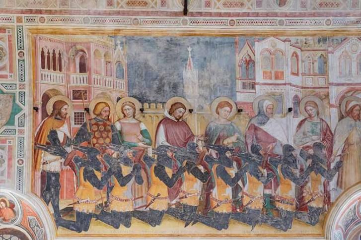 Oratorio-di-San-Giorgio-Padova-Affreschi-Altichiero-da-Zevio-4-foto-Giovanni-Pinton