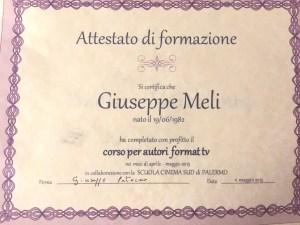 GiuseppeMeliAutoreTv