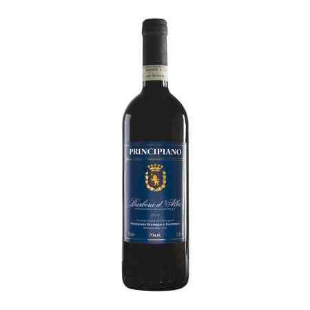 Barbera dìAlba Giuseppe Principiano (Etichetta Blu)