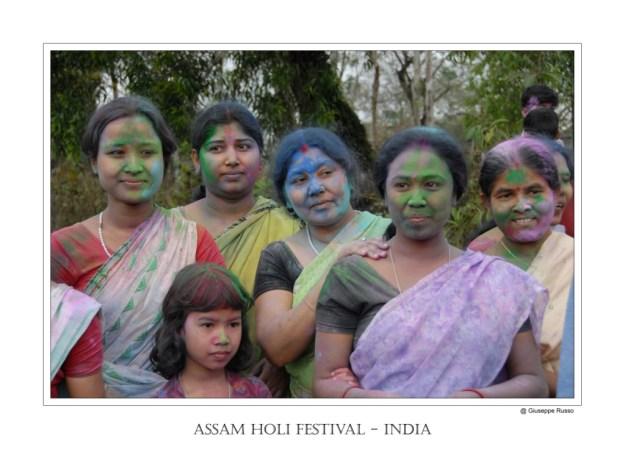 ASSAM HOLI FESTIVAL - INDIA