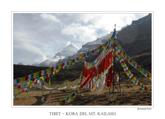 Tibet : Kora del Mt Kailash
