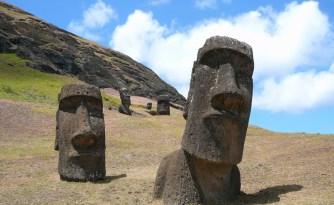 Moai a Rapa Nui - Isola di Pasqua