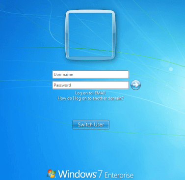 Domain Controller e Active Directory Login Windows 7 Joint al dominio