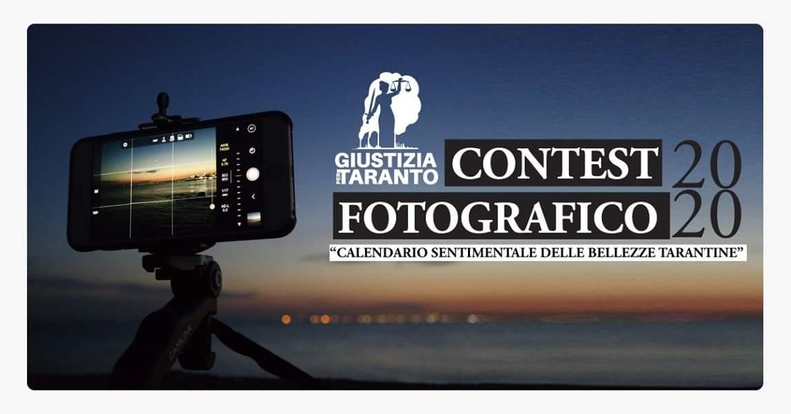 Calendario Saldi 2020.Contest Fotografico Per Il Calendario Di Taranto 2020