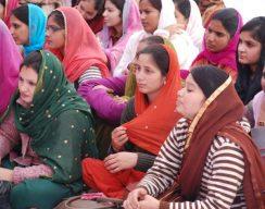 Frauen im Publikum