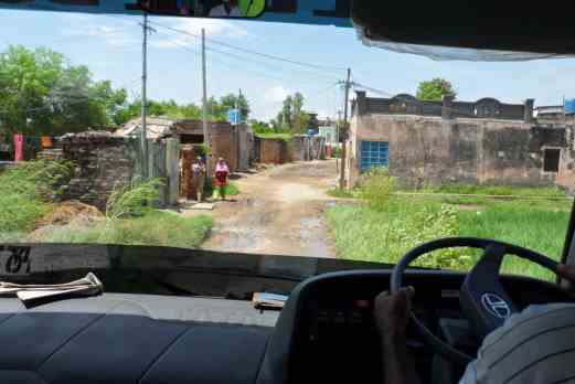 Remote villages without medical facilities