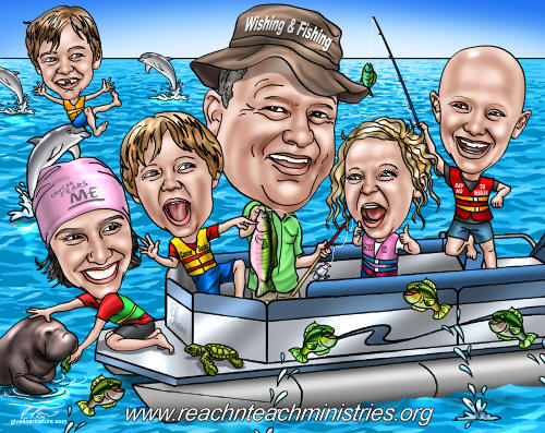 Custom Caricature Examples Gallery Page 3