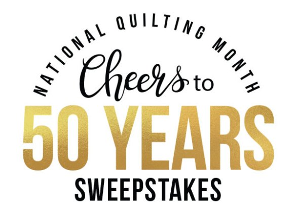 National Quilting Month Sweepstakes