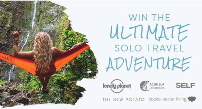 The Solo Travel Sweepstakes