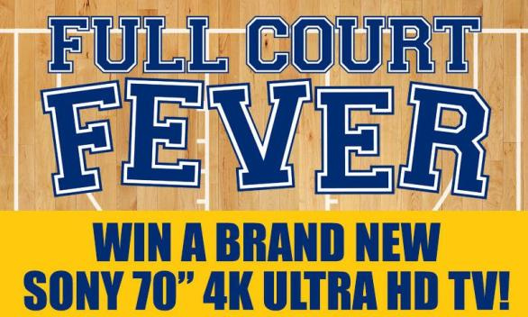 WTSP Full Court Fever Sweepstakes
