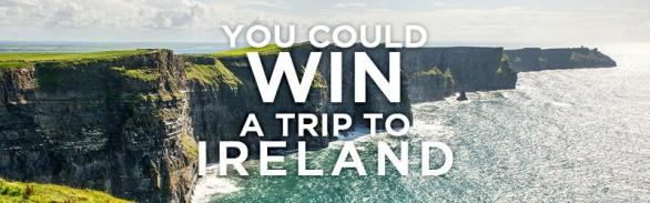 The Toronto Star Wonderlist Royal Irish Tour Contest - Enter For Chance To Win A Trip To Ireland