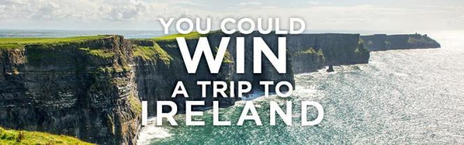 The Toronto Star Wonderlist Royal Irish Tour Contest - Enter For Chance To Win A Trip To Ireland