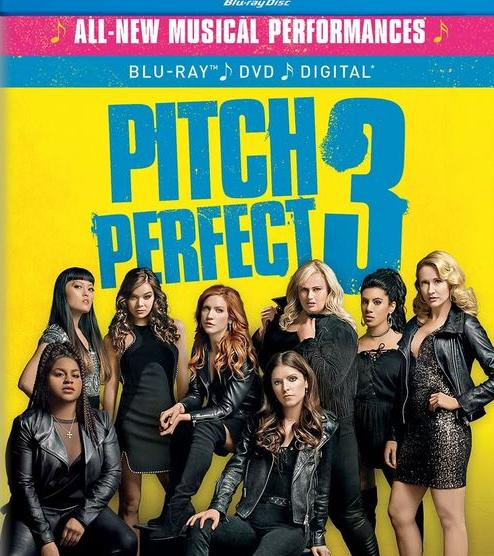 Win Pitch Perfect 3 on Blu-ray Sweepstakes – Chance to Win Pitch Perfect 3 On Blu-Ray
