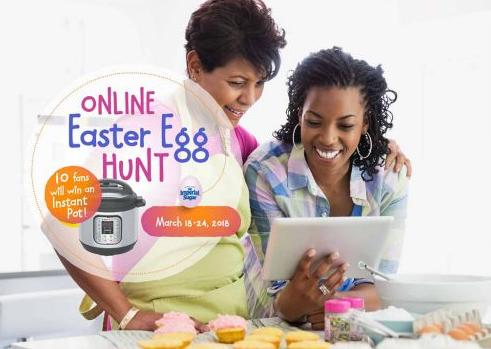 2018 Find the Easter Egg Contest – Chance to Win an Instant Pot Duo Plus 9-in-1