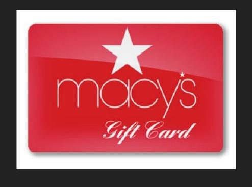 Macy's Customer Product Review Sweepstakes – Chance to Win $1,000 Macy's Gift Card