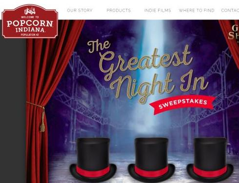 The Greatest Night In Game & Instant Win Game – Chnace to Win a New Home Theater Prize