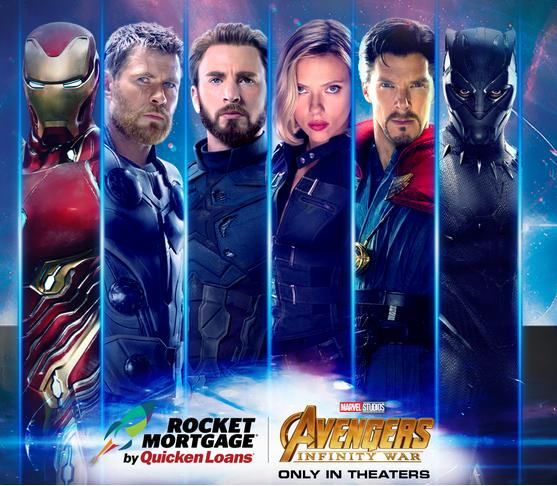 The Countdown to Infinity War Sweepstakes
