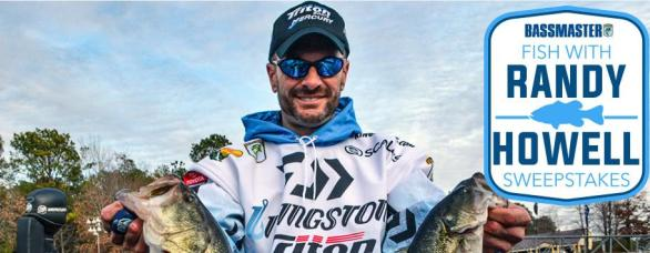 Fish With Randy Howell Sweepstakes