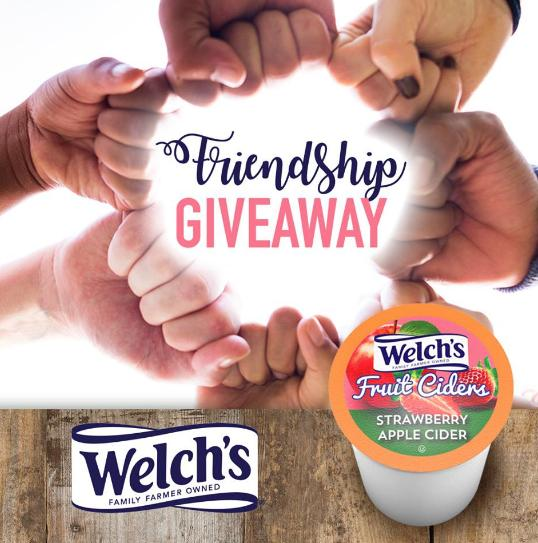 Friendship Giveaway