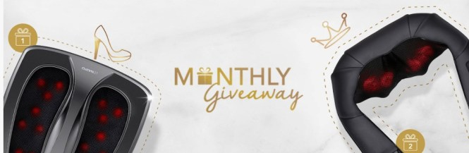 NAIPO Monthly Giveaway