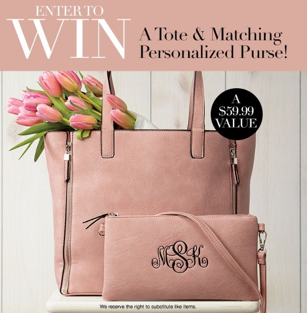 Tote & Purse Set Giveaway