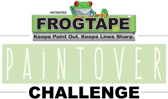 FrogTape Paintover Challenge Sweepstakes - Win A Gift Card