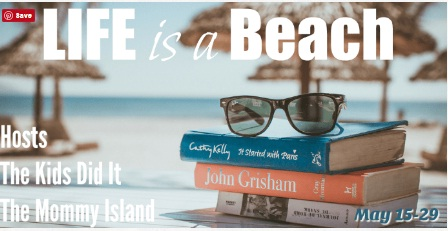 Life Is A Beach Giveaway - Enter To Win Amazon Gift Card