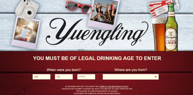Yuengling Beer--american Summer Sweepstakes