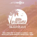AfterShokz Honolulu Marathon Sweepstakes - Win A Trip To Honolulu, Hawaii