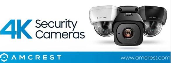 Amcrest Bullet Camera Giveaway