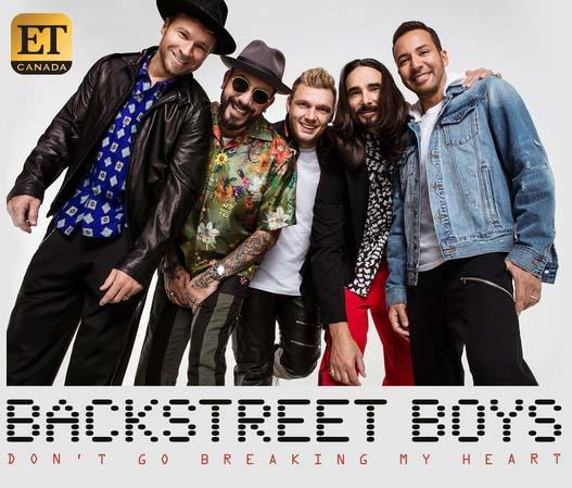 Backstreet Boys In Las Vegas Contest