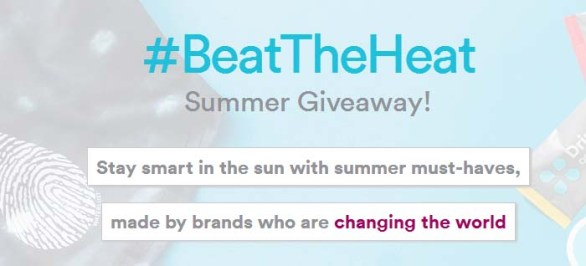 Beat The Heat Summer Sweepstakes