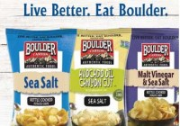 Boulder Canyon Foods Snacks For A Year Contest
