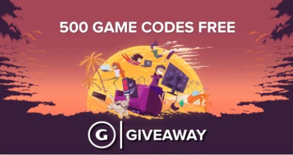 Game Codes Giveaway