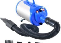 Pet Hair Force Dryer Dog Grooming Blower With Heater Contest Giveaway