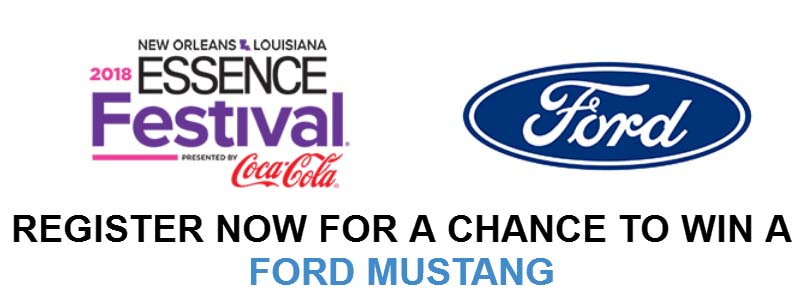 SSENCE Win A Ford Sweepstakes - GiveawayNsweepstakes