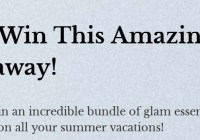 Summer Glam Travel Essentials Giveaway