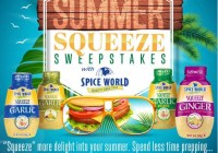 Summer Squeeze Sweepstakes