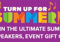 Turn Up for Summer Sweepstakes