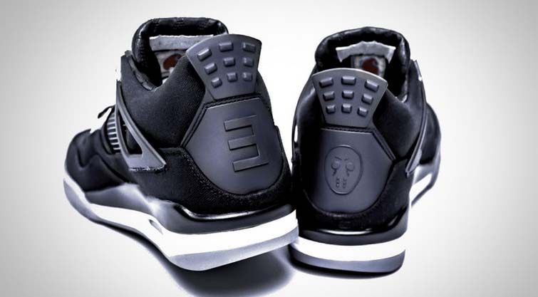 pretty nice 1a1d6 f1ce0 Win A Pair Of Carhartt x Eminem Air Jordan 4 Retros ...